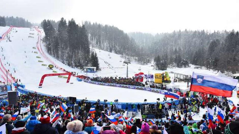 Kranjska Gora bo jubilej praznovala spletno in v mehurčku (foto: Tamino Petelinšek/STA)