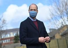 Princ William zanika rasizem v britanski kraljevi družini