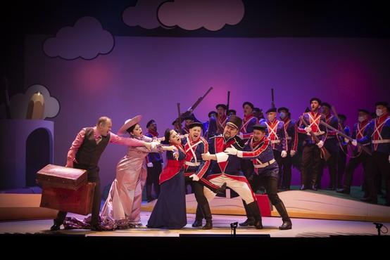 Prva operna premiera po začetku drugega vala epidemije v Operi in Baletu SNG Maribor