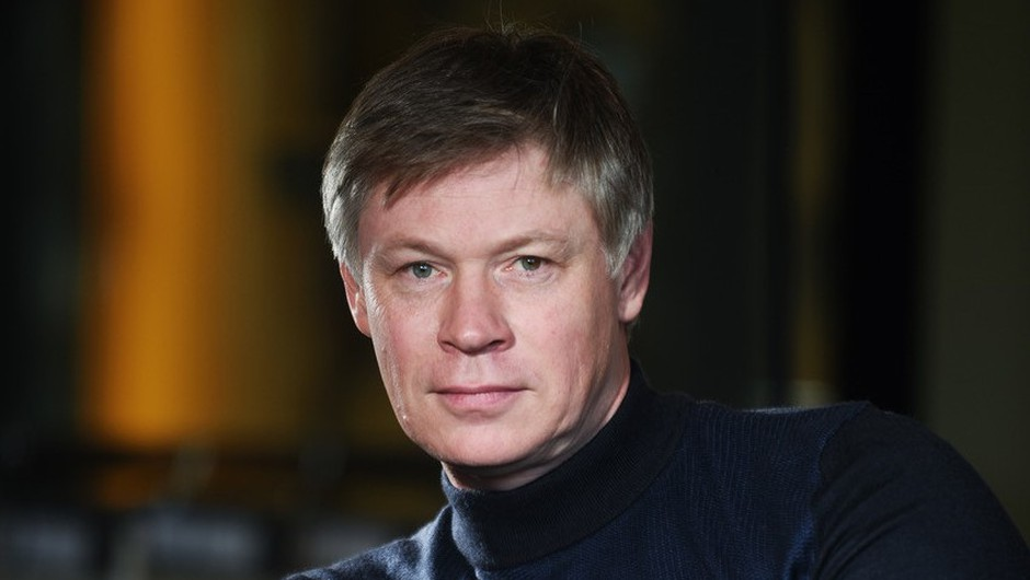 Arhitekt in oblikovalec, ustanovitelj projektantskega biroja Magnet Design. (foto: Mateja Jordovič Potočnik)