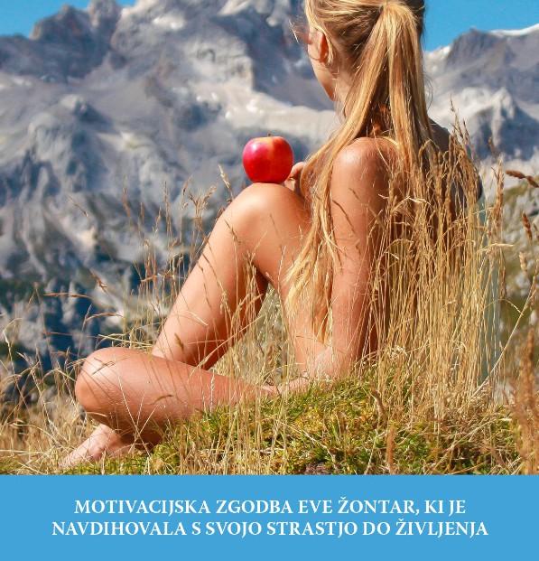 Eva Žontar: »Vsi umremo. Če bi se tega bolj zavedali, bi marsikatero odločitev sprejeli drugače!« (foto: Založba Planet)