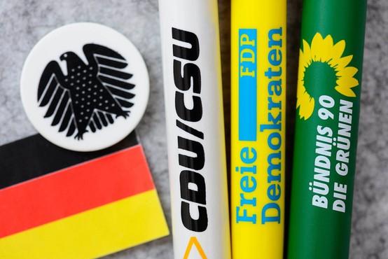Po izidih vzporednih volitev v dveh nemških deželah je CDU zabeležila doslej najslabši rezultat