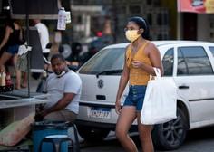 Brazilija po številu okužb in smrti prehitela Indijo in zaostaja le za ZDA
