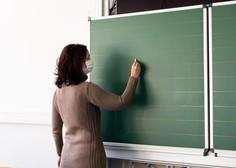 Cepljenje šolnikov in vzgojiteljev se bo nadaljevalo, v šolo tudi velenjski učenci