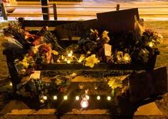 Grob poseg londonske policije na bedenju za umorjeno Sarah Everard in druge žrtve nasilja