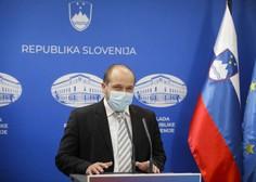 Poklukar: Slovenija začasno prekinja cepljenje s cepivi AstraZenece