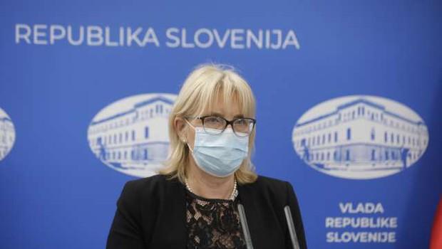 Epidemija slabša življenjski slog prebivalstva (foto: Anže Malovrh/STA)