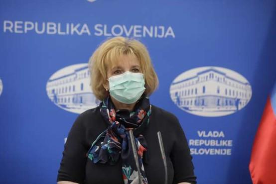 Beovićeva: V Sloveniji za zdaj ni bilo zabeleženih krvnih strdkov po cepljenju s cepivom AstraZenece