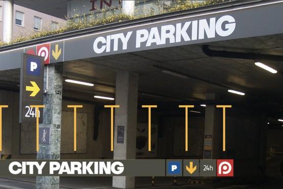 Najbolj digitalna parkirna hiša v Sloveniji