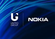 Skupina United Group izbrala družbo Nokia za podporo pri vpeljavi naslednje generacije optičnega omrežja v Jugovzhodni Evropi
