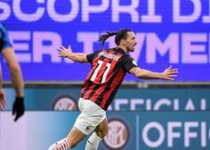 Ibrahimović po petih letih spet v reprezentanci
