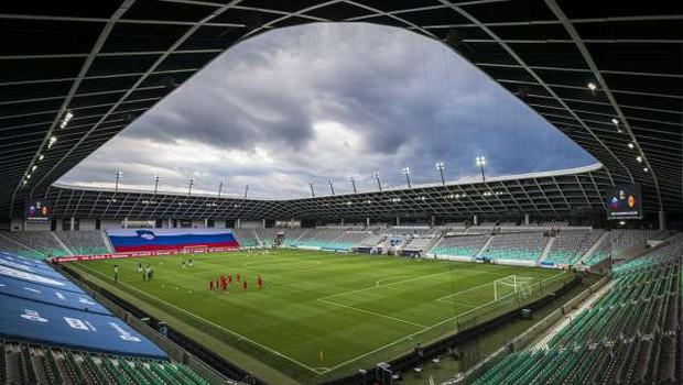 Največji nogometni dogodek v Sloveniji je pred vrati (foto: Jure Makovec/STA)