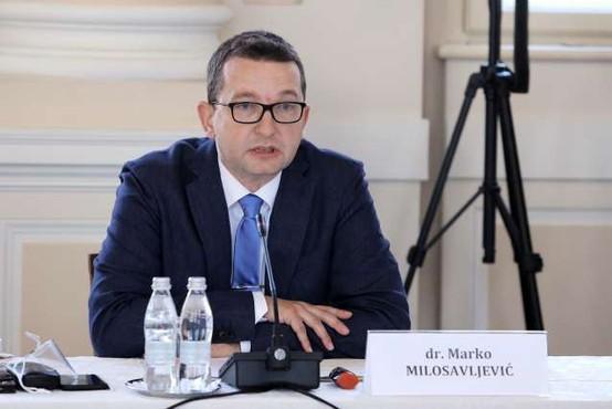 Solidarnost z Markom Milosavljevićem izrazili tudi v mednarodni medijski raziskovalni skupini