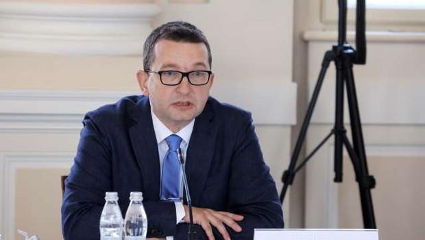 Solidarnost z Markom Milosavljevićem izrazili tudi v mednarodni medijski raziskovalni skupini (foto: Daniel Novakovič/STA)