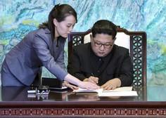 Sestra severnokorejskega voditelja opozorila ZDA, naj ne ustvarijo smradu, če želijo mirno spati