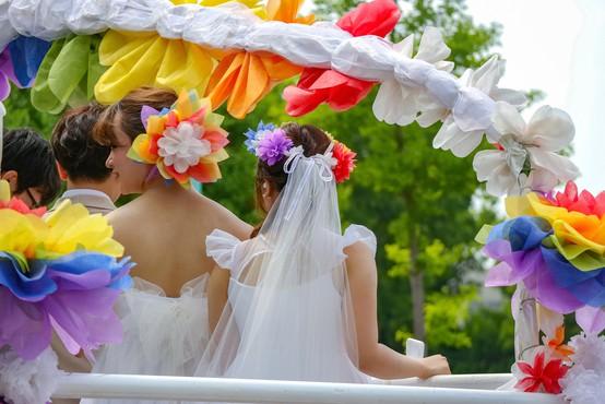 Prelomna odločitev japonskega sodišča glede istospolnih parov