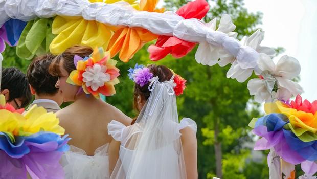 Prelomna odločitev japonskega sodišča glede istospolnih parov (foto: Shutterstock)
