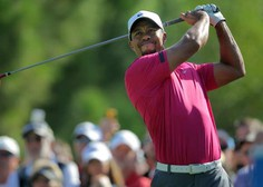 """Tiger Woods: """"Z veseljem sporočam, da sem doma in nadaljujem svoje okrevanje"""""""