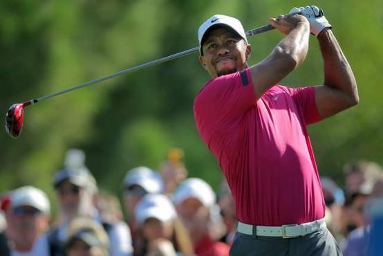 Tiger Woods ob nesreči vozil med 130 in 140 km/h