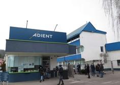 Zaposleni razočarani zaradi napovedi zaprtja Adienta Slovenj Gradec