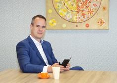 """Bart Stegeman, direktor podjetja Skaza: """"Slovenski prostor je bolj butičen in omogoča, da hitreje pustiš svoj pečat"""""""