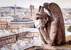 """V Parizu in številnih regijah po Franciji od sobote ponovno """"lockdown"""""""