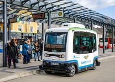 Raziskava kaže, da je skoraj vsak drug Slovenec naklonjen avtonomnim vozilom