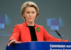 Ursula von der Leyen zažugala družbi AstraZeneca s prepovedjo izvoza