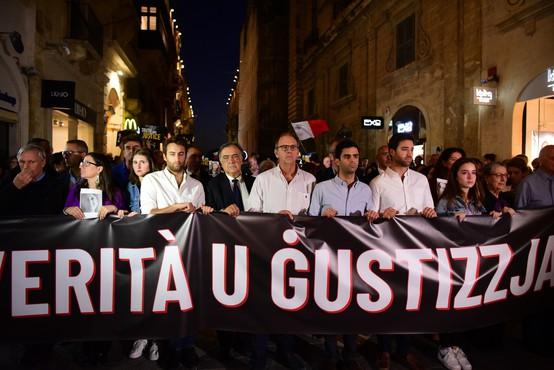 Keith Schembri, vodja kabineta bivšega malteškega premierja, pred roko pravice