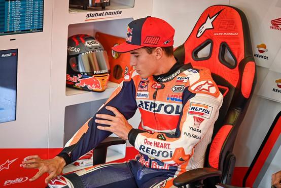 Marc Marquez bo izpustil uvodni dirki sezone