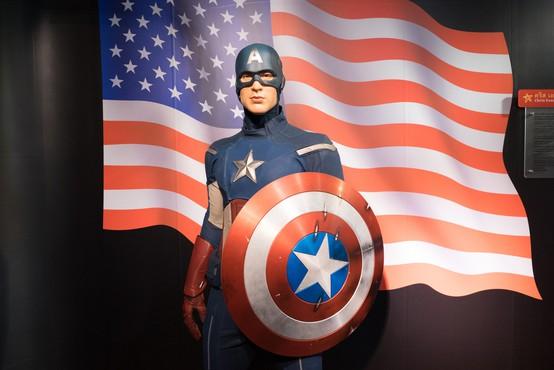 Marvel napoveduje prvega istospolno usmerjenega Stotnika Amerike