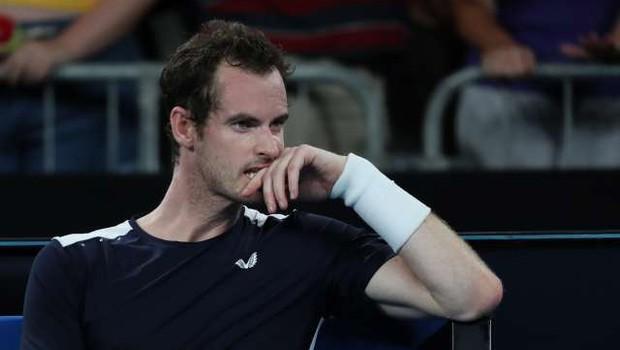 Murray bi rad nosil golfske palice (foto: Xinhua/STA)