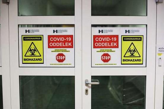 Carotta: Zaradi slabšanja epidemiološkega stanja so vse bolnišnice spet covidne bolnišnice
