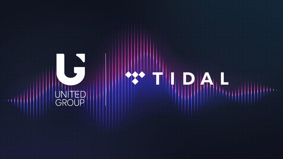 United Group omogočil vsem Telemachovim uporabnikom dostop do glasbene platforme TIDAL (foto: United Group)