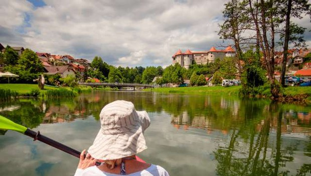 Priložnosti v turizmu v ponudbi za družine in rekreaciji (foto: Nebojša Tejić/STA)