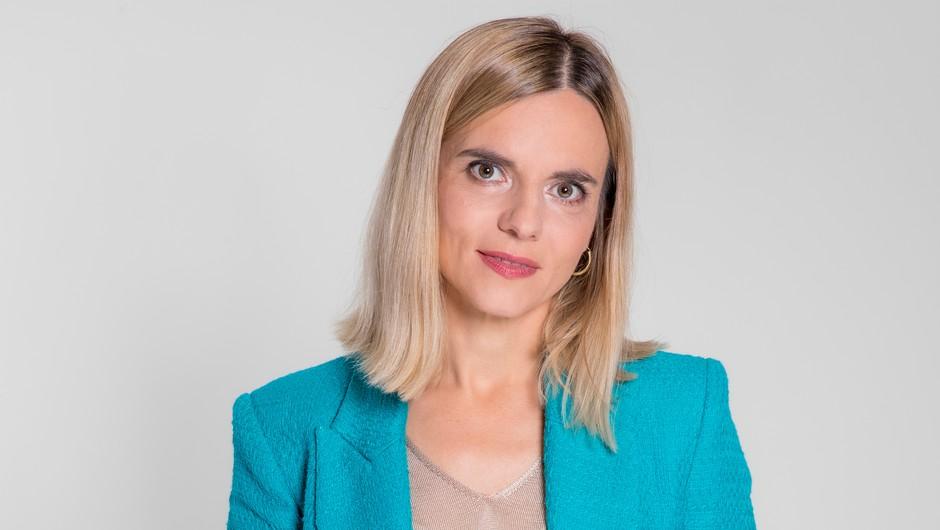 """Valentina Smej Novak: """"Včasih sem bolj verjela, da trg lahko vse uredi!"""" (foto: Adrian Pregelj/RTV Slovenija)"""