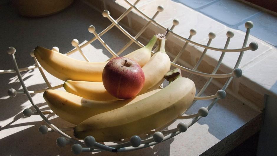 Da bi vaše banane trajale dlje (in imele boljši okus), potrebujete samo ... (foto: profimedia)