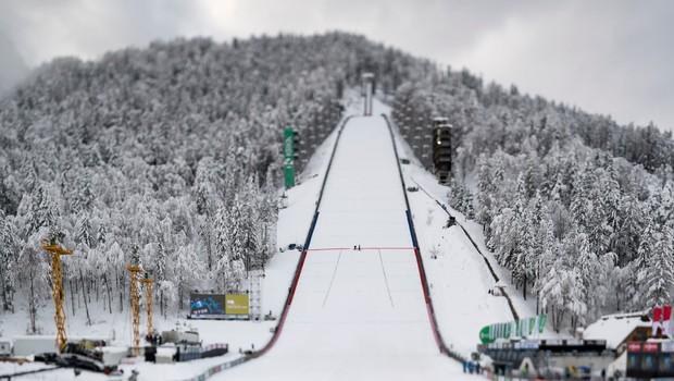 Planica je pripravljena, slovenski orli napovedujejo boj za stopničke (foto: Profimedia)