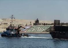 Sueški prekop blokira ogromna tovorna ladja
