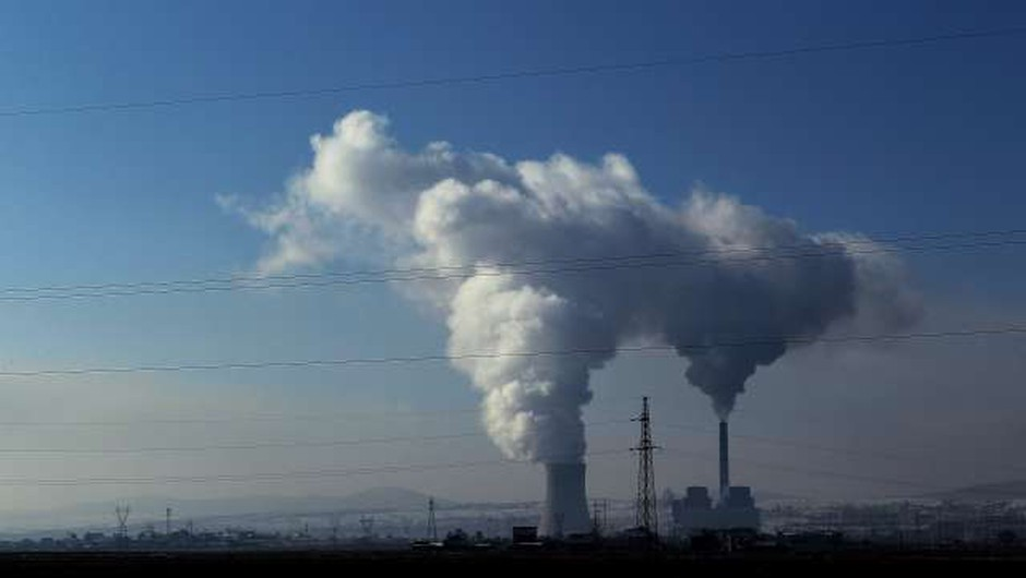 Koncentracije ogljikovega dioksida rekordne kljub pandemiji (foto: Daniel Novakovič/STA)