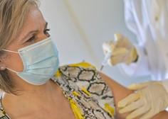 To so trenutno najbolj in najmanj uspešne evropske države po deležu cepljenja; Slovenija med slabšimi