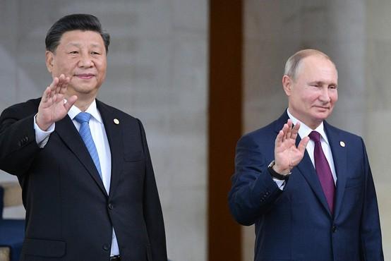 Ameriški predsednik Joe Biden na podnebni vrh povabil tudi Vladimirja Putina in Xi Jipinga