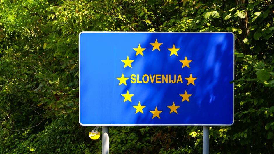 Od ponedeljka dodatno omejen prehod meje v in iz Slovenije (foto: profimedia)