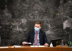 V parlamentarnem postopku predlog za razrešitev predsednika DZ Zorčiča