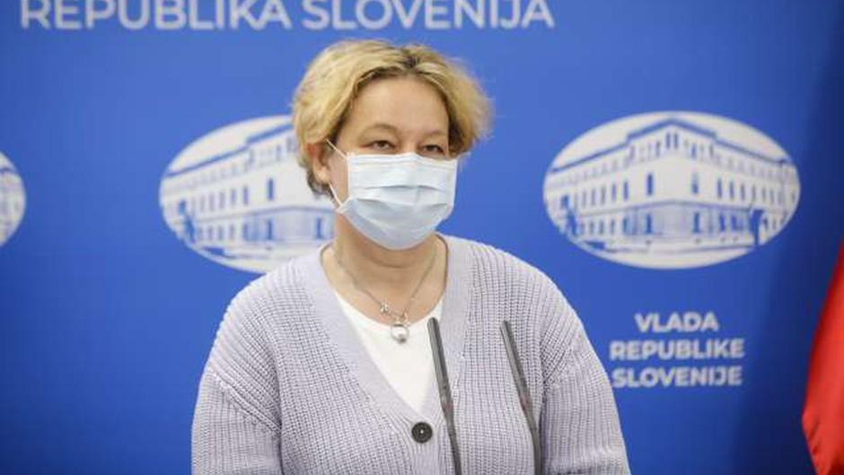 Svetovalna skupina za covid-19 vladi ne bo predlagala sproščanja ukrepov (foto: Anže Malovrh/STA)