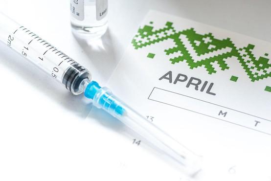 Predvidoma sredi aprila v Slovenijo 7050 odmerkov cepiva Johnson & Johnson