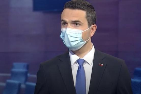 Tonin v pogoru za TV Slovenija napovedal, kdo bo novi predsednik Državnega zbora