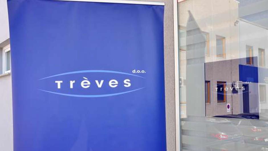 Francoski Treves zapušča Slovenijo, brez dela naj bi ostalo sto zaposlenih (foto: Rasto Boži/STA)