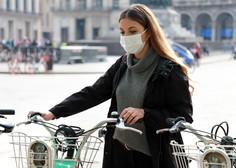 Sedemdnevno povprečje potrjenih okužb znaša 957