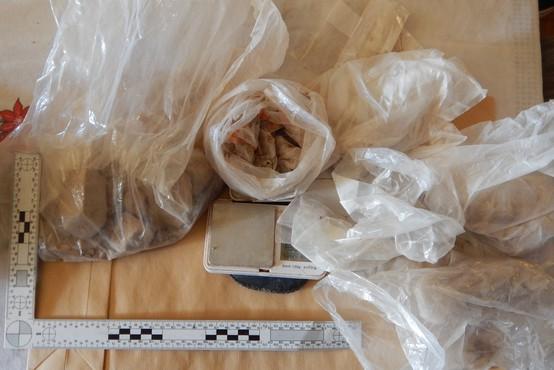Ljubljanski policisti 40-letniku zasegli dva kilograma heroina